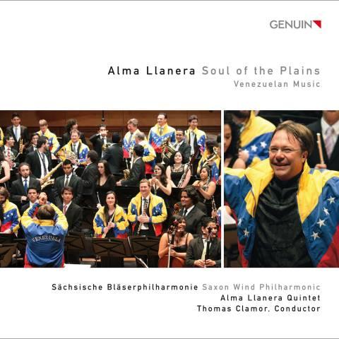 alma-llanera | Sächsische Bläserphilharmonie | Der Förderverein