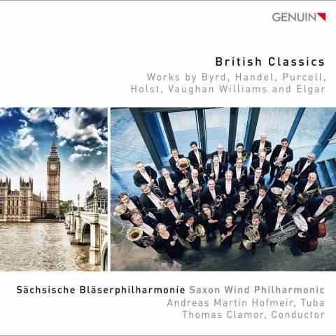 CD Cover, British Classics