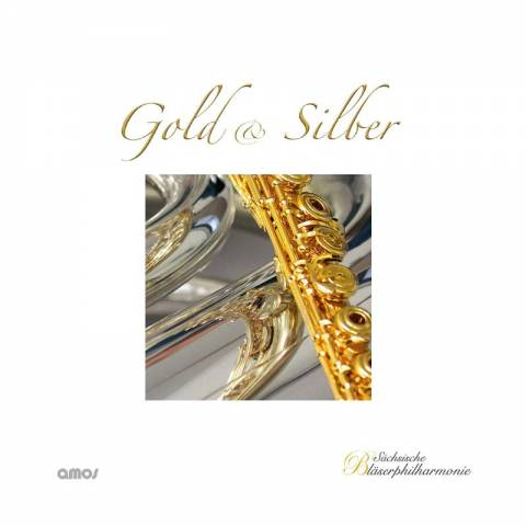 CD Cover, GOLD & SILBER