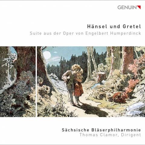 CD Cover, Hänsel und Gretel