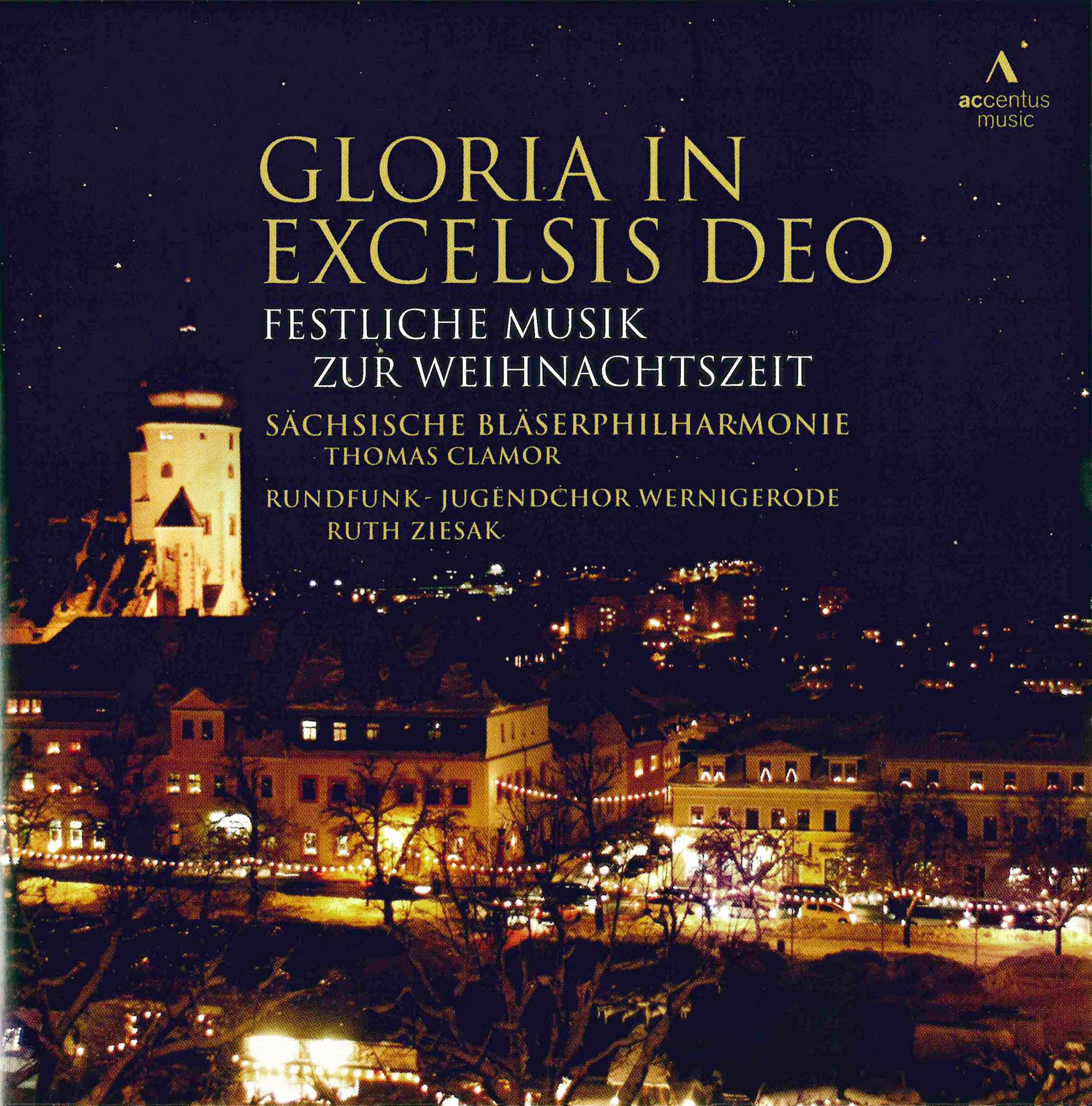 Gloria in Excelsis Deo (DVD)